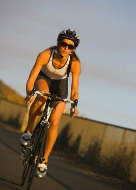 female cyclist 1 b